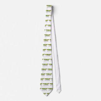 Love and Peas Neck Tie
