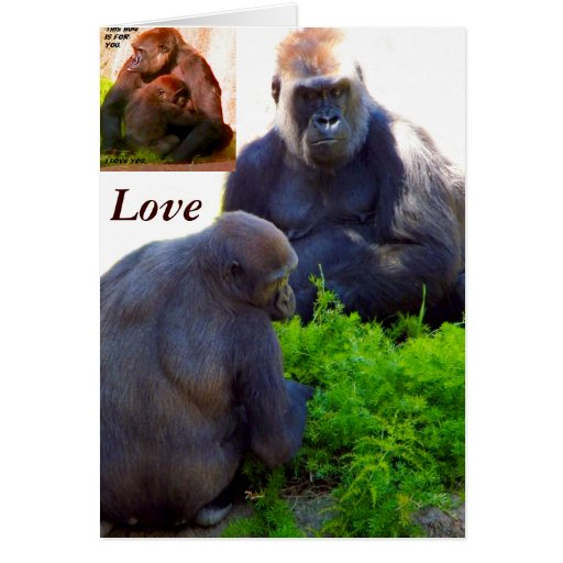 Love and Protect_ Greeting Card