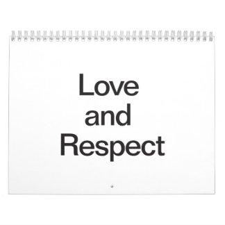 Love and Respect Calendar