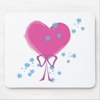 Love and Tears Mouse Pad