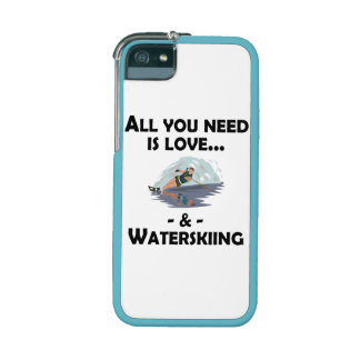 Love And Waterskiing Case For iPhone 5