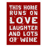 Love and Wine Poster