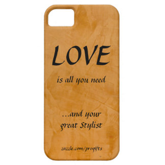Love And Your Great Stylist iPhone 5 Covers