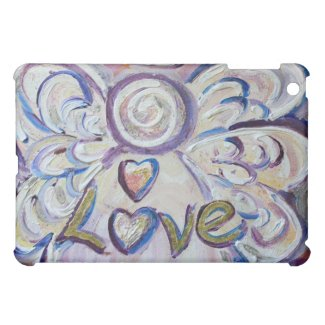 Love Angel iPad Case