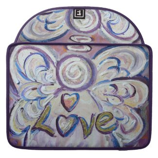 Love Angel Word Computer Laptop Sleeve