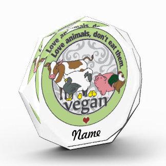 Love Animals Dont Eat Them Vegan Awards