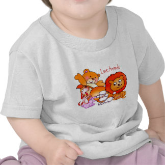 Love Animals T-Shirt