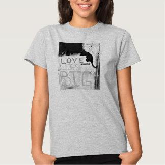 Love Animals Tee Shirt