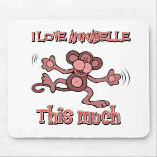 Love Annabell Mouse Pad