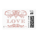 Love Antique B by Ceci New York Stamp