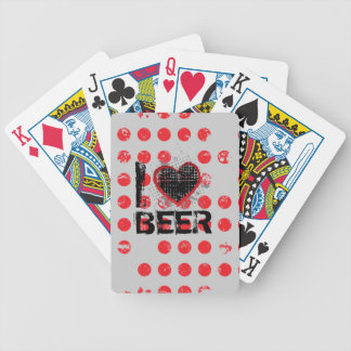 Love anything bicycle card deck