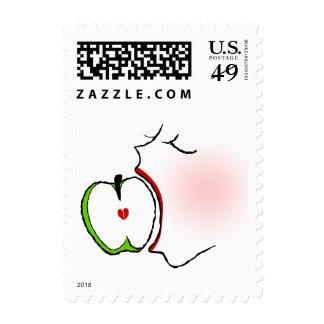 Love Apple Postage