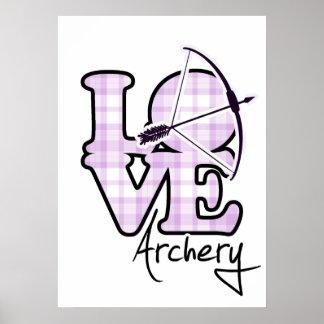 Love Archery Poster
