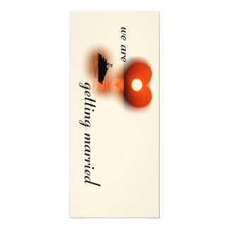 love are in the air sundown card