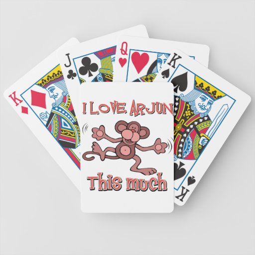 love ARJUN Card Deck