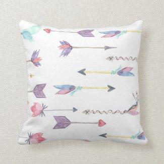 Love Arrow Pillow