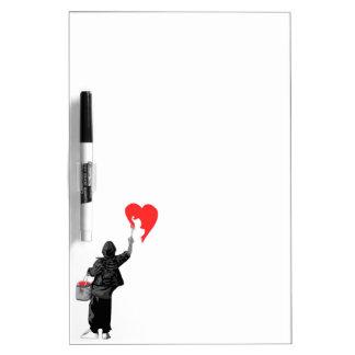 Love Art A201 Tablero Blanco