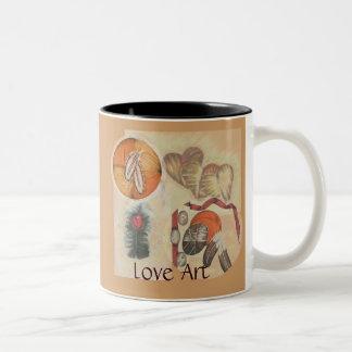Love Art Mug