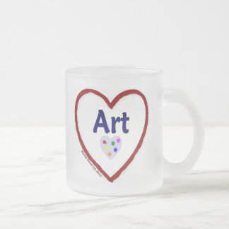 Love: Art - Mug