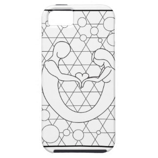 Love as one soul iPhone SE/5/5s case
