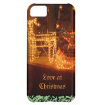 Love at Christmas Case For iPhone 5C