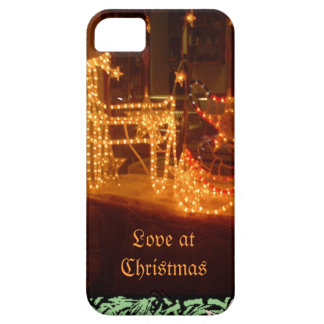 Love at Christmas iPhone SE/5/5s Case