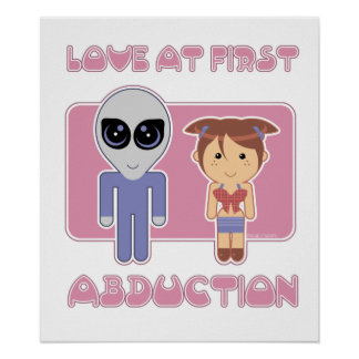 Love at First Abduction Poster