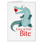 Love at first Bite Card