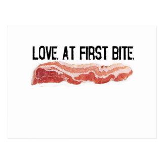 Love At First Bite Postcard