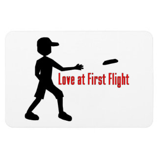 Love at First Flight Magnet