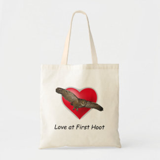 Love at first hoot bag