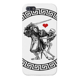 Love At First Sight iPhone SE/5/5s Cover