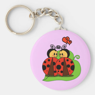 Love at first sight keychain