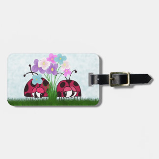 Love At First Sight Luggage Tag