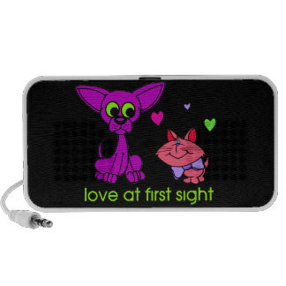 Love At First Sight Portable Speaker