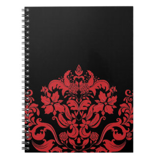 Love at Midnight Note Book