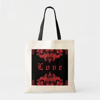 Love at Midnight Tote Bag