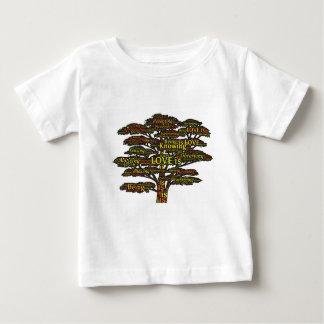 love attributes baby T-Shirt