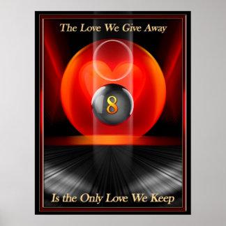 Love Away Poster