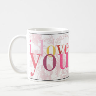 LOVE (AYAH) COFFEE MUG