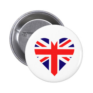 Love, Baby, Crown Pinback Button