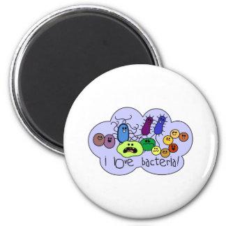 Love Bacteria Magnet