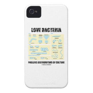 Love Bacteria Prolific Distributors Of Culture iPhone 4 Cover