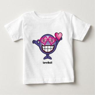 Love Ball Baby T-Shirt