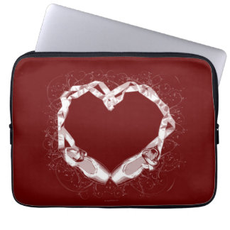Love Ballet Computer Sleeve