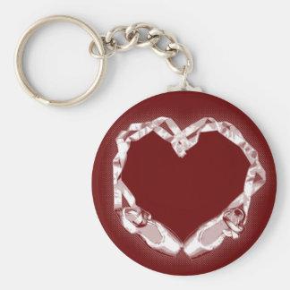Love Ballet Keychain