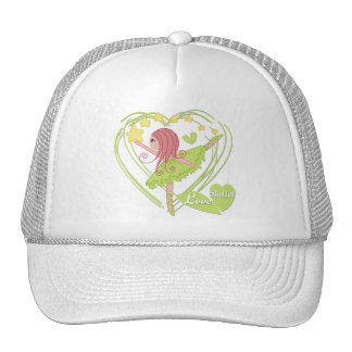 Love Ballet Tshirts and Gifts Trucker Hat