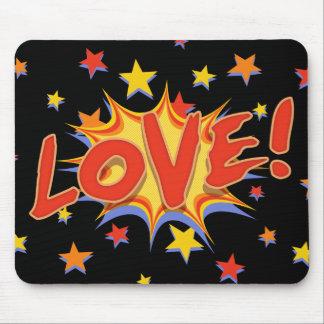 Love Bang Mouse Pad