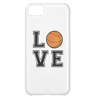 Love Basketball iPhone 5C Cover