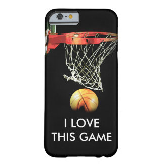 Love Basketball iPhone 6 Case